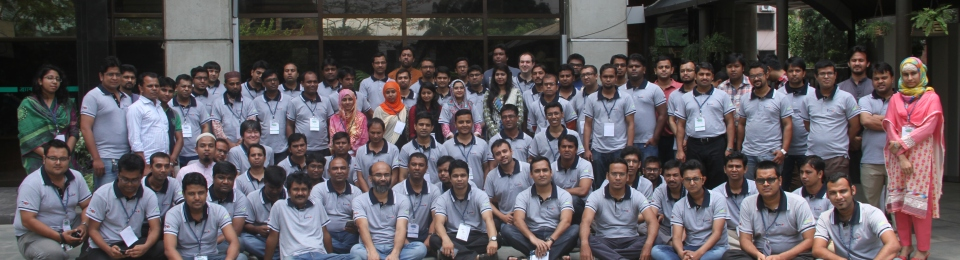 bdNOG3 Workshop Participants